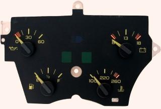 1990-92 Camaro Gauge Testing - Oil Pressure Gauge, Fuel Gauge, Coolant Temperature Gauge, Voltage Gauge