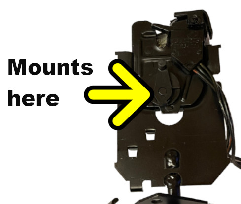 Mounting location
