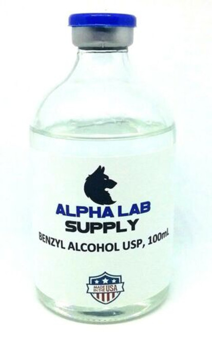 Benzyl Alcohol USP/NF Grade, 100ml
