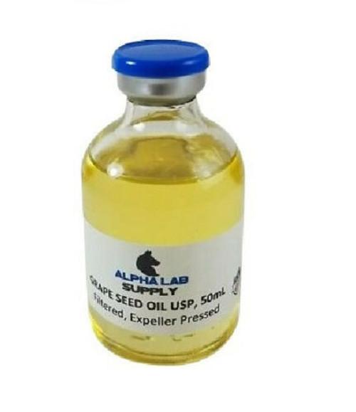 Grape Seed Oil USP/NF Grade, 50ml