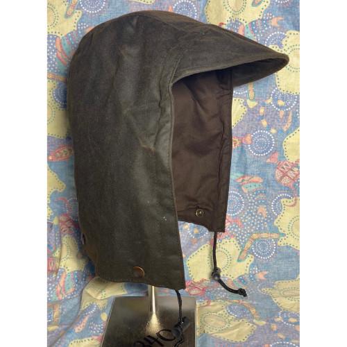 Bendigo Clothing oilskin hood image