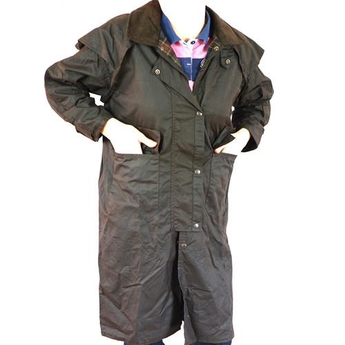 Bendigo Clothing Childs Oilskin Coat