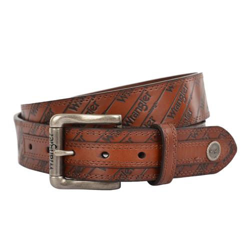 Wrangler Hastings Leather Belt