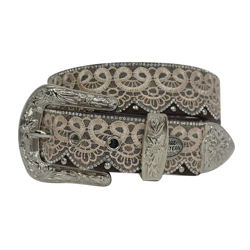Pure Western Womens Aliza Belt