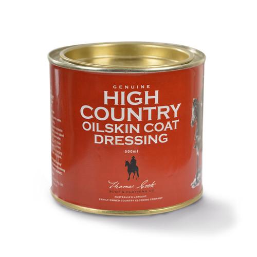 Thomas Cook Oilskin Coat Dressing