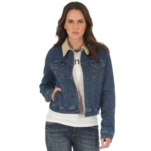 Wrangler Womens Denim Jacket