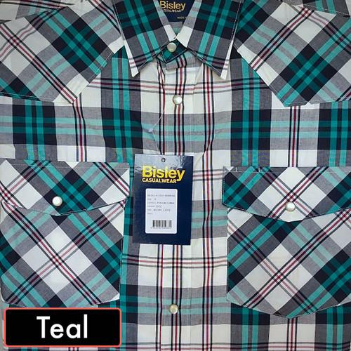 Bisley Western Check Shirt
