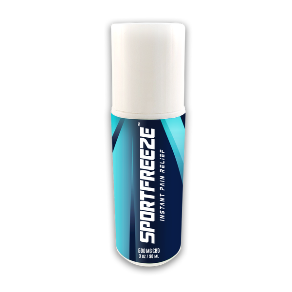 SportFreeze™ 500MG