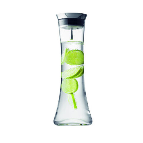 Water Carafe w. Self Opening Steel Lid