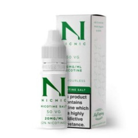 Nic Nic Salt Nicotine Shot 20mg