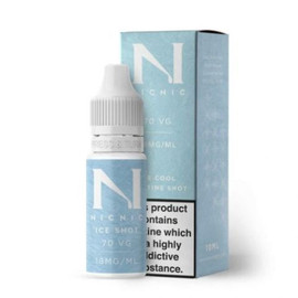 Nic Nic Ice Cold Nicotine Shot 18mg