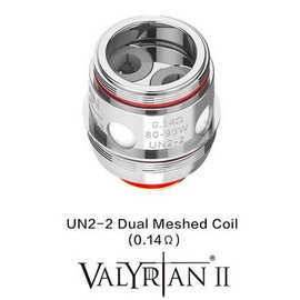 Uwell Valyrian 2 Dual 0.14ohm Coil