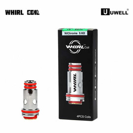Uwell Whirl 22 Coils - 0.6ohm]