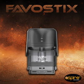 Aspire Favostix Replacement Pods 0.6