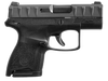 """Beretta, APX Carry, Semi-automatic, Striker Fired, Sub Compact, 9MM, 3.07"""" Barrel, 2 Mags, Modular Polymer Frame, Black, White Dot Sights, 6Rd"""