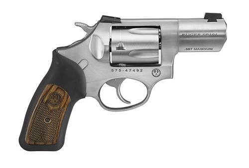 Ruger Sp101 Wiley Clapp 357mag 2.25
