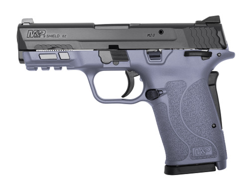 Smith and Wesson M&p9 Shield Ez 9mm Orchid/blk