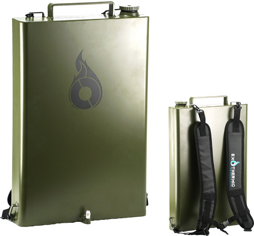 Exothermic Technologies - Pulsefire Backpack Kit