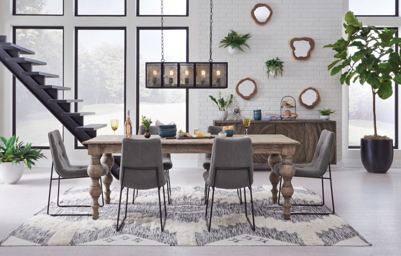 French Dining Table 32