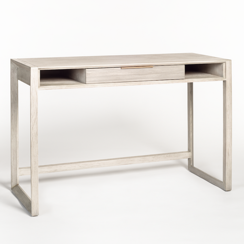 Light Gray Modern Desk