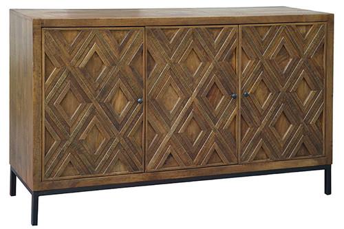 """60"""" Reclaimed Wood Sideboard"""