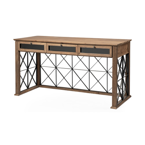 Industrial Farmhouse Style Desk