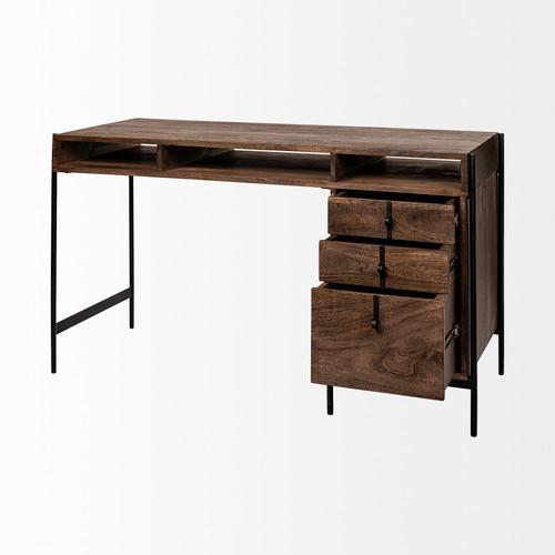 Rustic Modern Desk