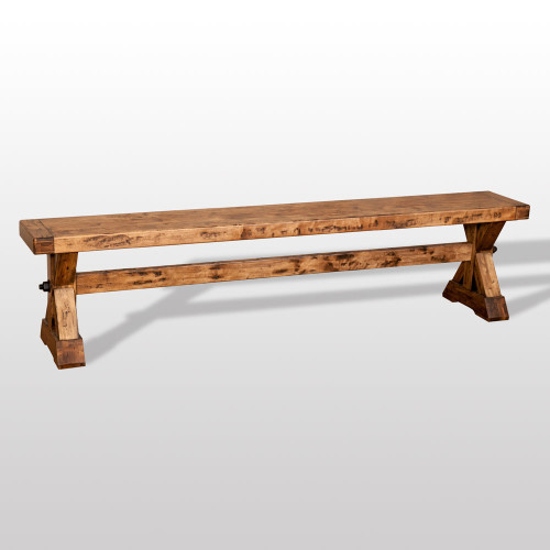 "X Base 82"" Dining Bench"
