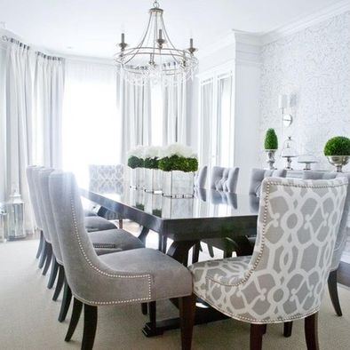 It is OK To Mix Dining Chair Styles! - Taramundi Furniture ...