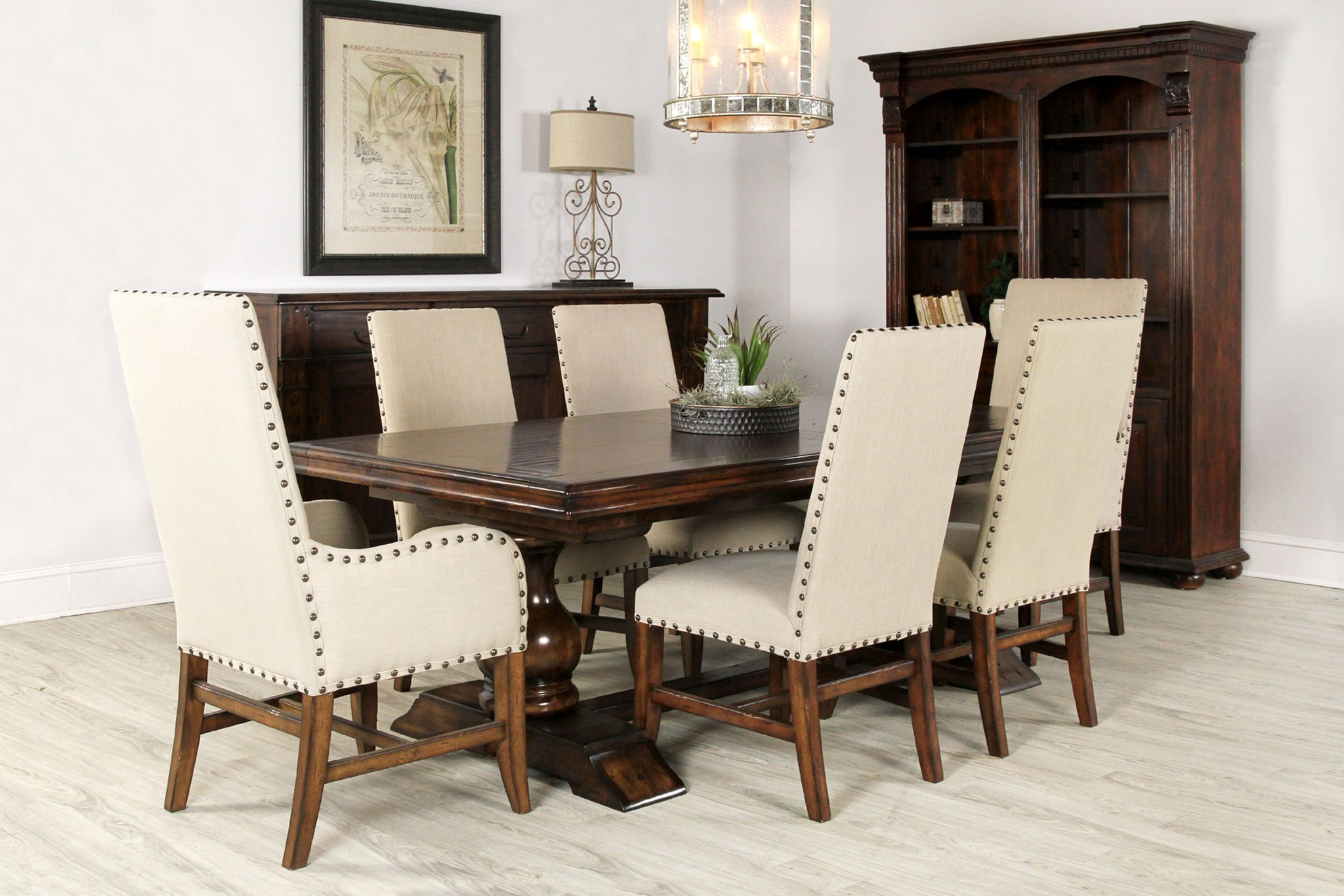 Magnificent Transitional Contemporary Tuscan Old World Dining Chairs Gmtry Best Dining Table And Chair Ideas Images Gmtryco