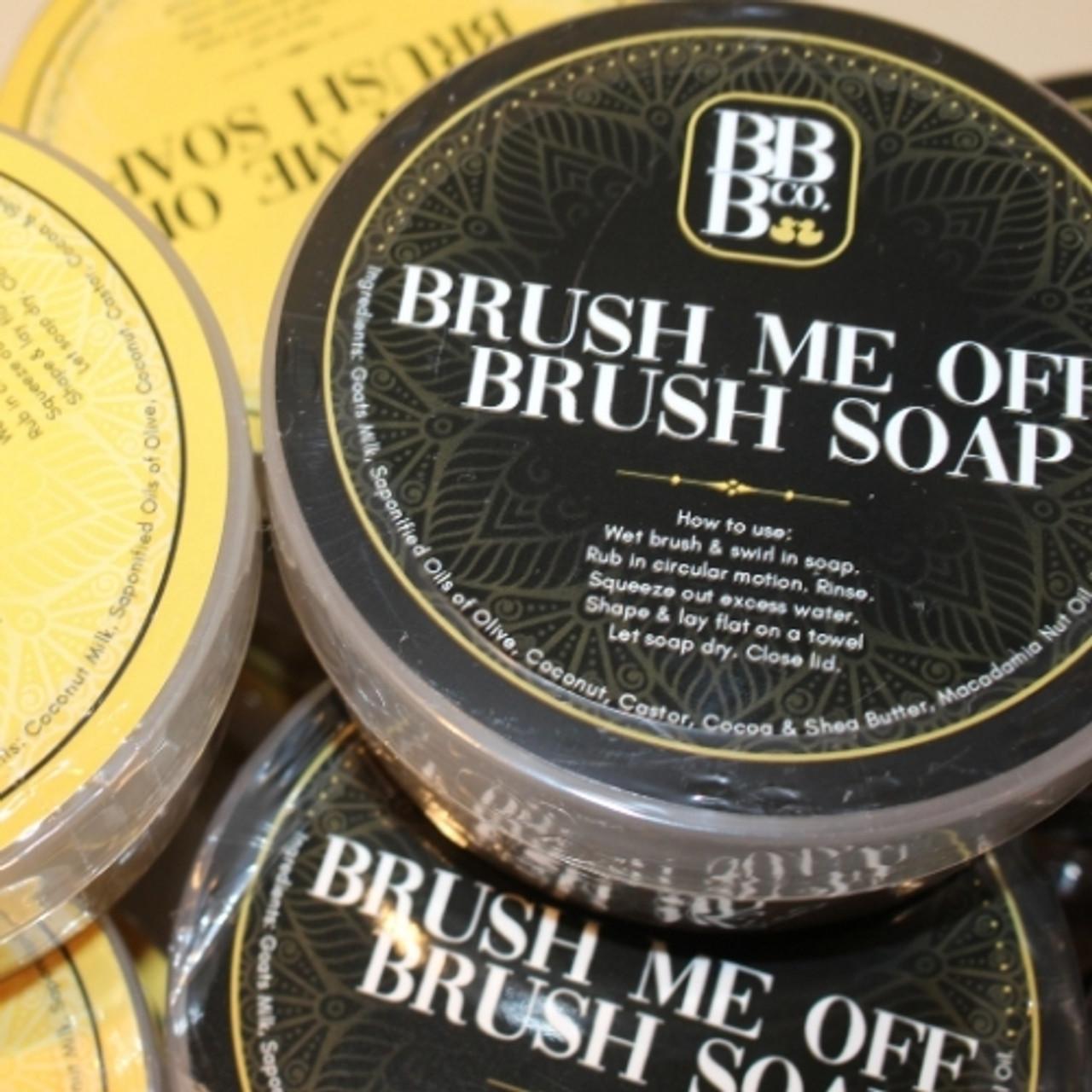 Brush Me Off Soap