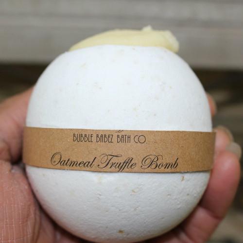 Jumbo Oatmeal Bath Truffle