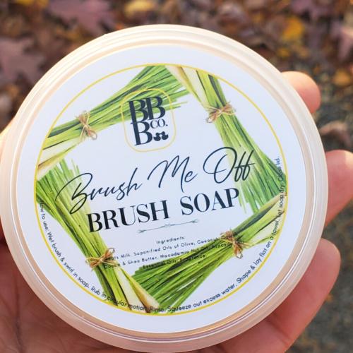 Limited! Lemongrass Brush Me Off