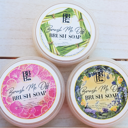 Limited! Brush Me Off Scented Trio