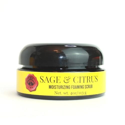 Man Scrub-Sage & Citrus