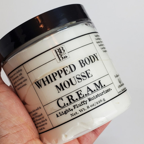 Whipped Body Mousse-C.R.E.A.M.