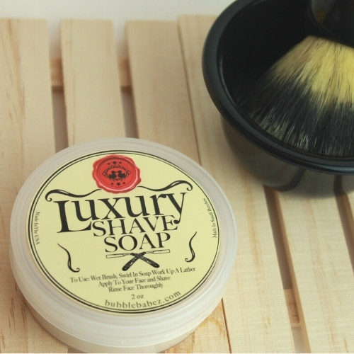 Luxury Shave Soap-C.R.E.A.M.