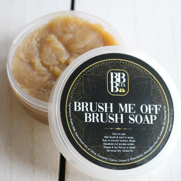 Jumbo Brush Me Off Soap