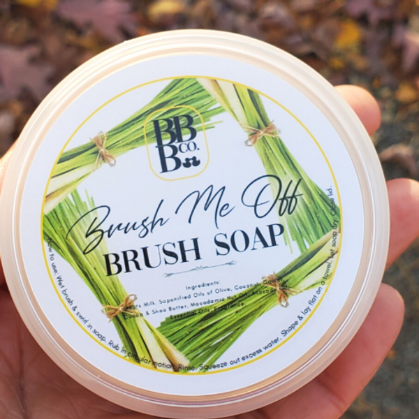 Limited! Lemongrass Brush Me Off