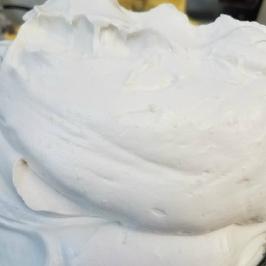 Unscented Whipped Body Mousse
