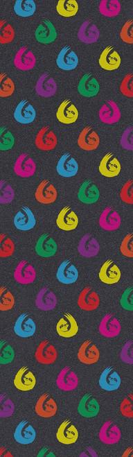 Hella Grip Sloth Dot: Rainbow