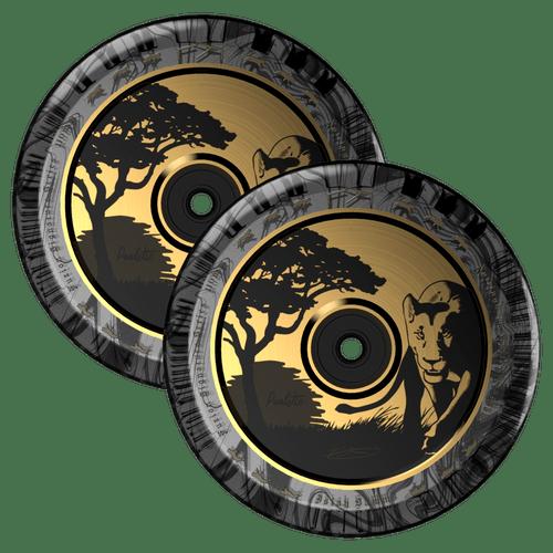 Fuzion Isiah Samms 110mm Signature Wheels