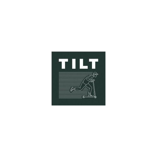 Tilt Motion Sticker