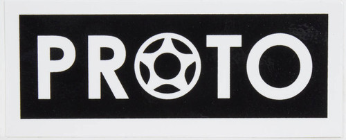 Proto Rectangular Sticker