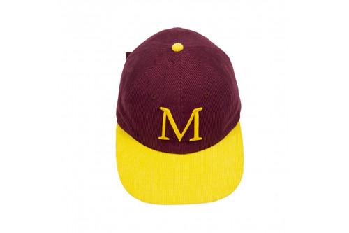 Mokovel Cap Red & Yellow