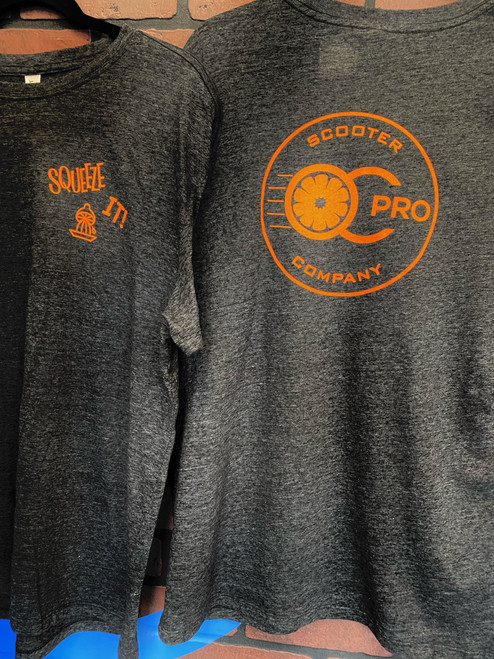 """OC Pro Scooters """"Squeeze It!"""" T-Shirt"""
