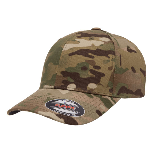 Flexfit Multicam Cap 6277Mc Multicam - One Dozen