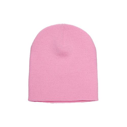 YP Classics Knit Beanie 1500Kc Baby Pink - One Dozen