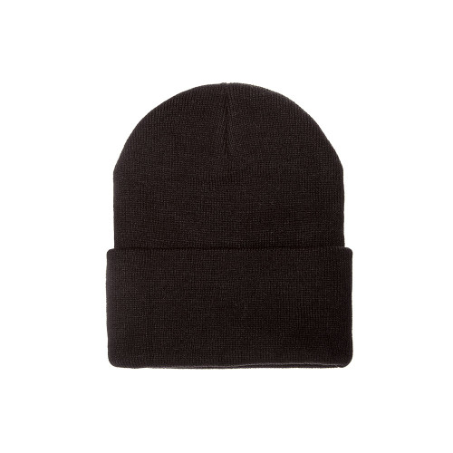 YP Classics Thinsulate Cuffed Beanie 1535Th Black - One Dozen