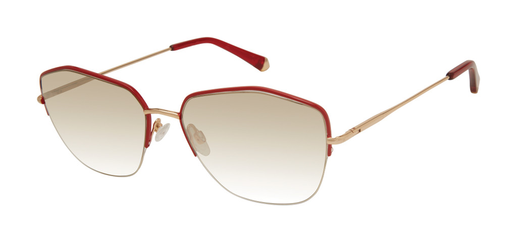 Kate Young for Tura,  Ferna frame, Kate Young Suns, Kate Young Sunglasses, Kate Young Eyewear